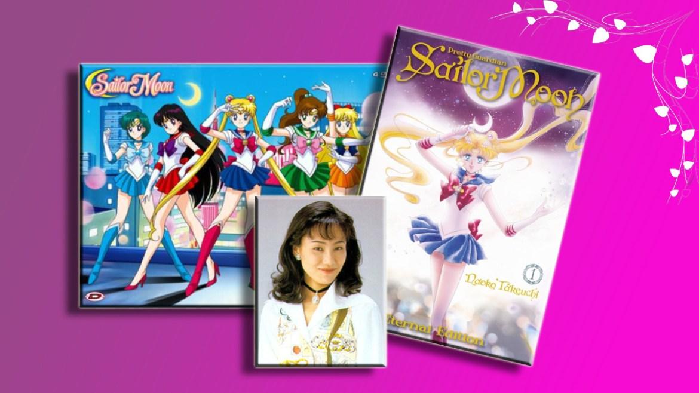 Sailor Moon - Copertina