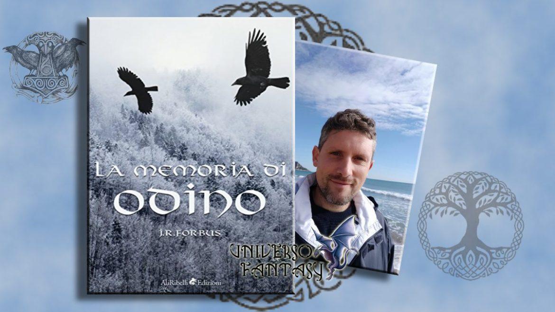 La memoria di Odino - Forbus - Copertina