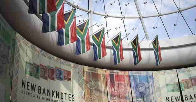 economia sudafricana