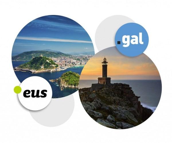 Reserva de nuevos dominios .gal y .eus