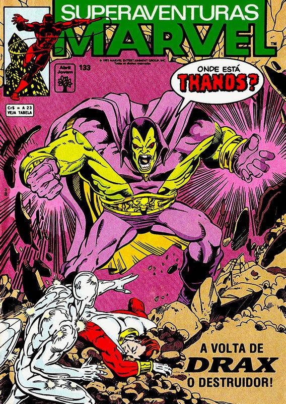 Superaventuras Marvel # 133