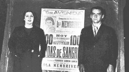 Lola Membrives Fernández - Universo Lorca