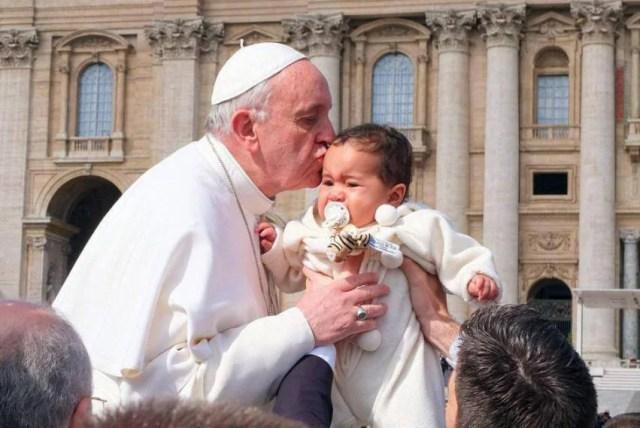 Un bambino e il papa 4