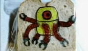 panino col il robot