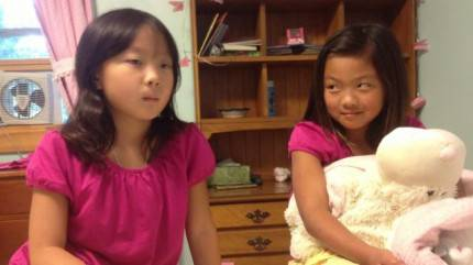 sorelle gemelle