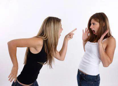 Fighting women