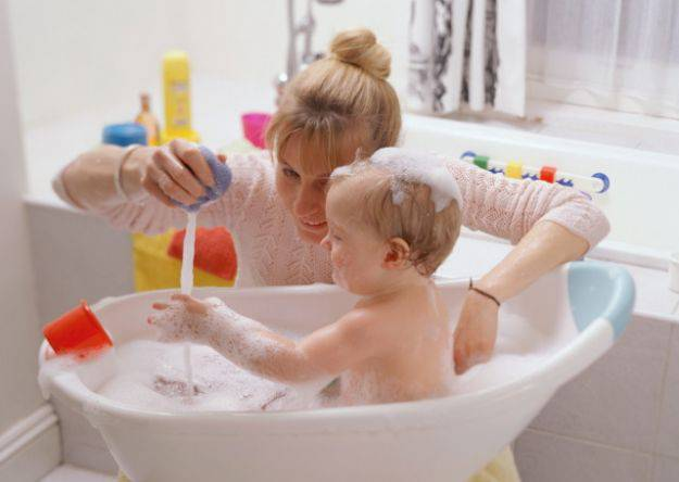 bagnetto bambino