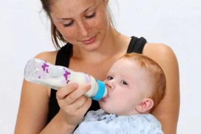 alimentazione dei neonati