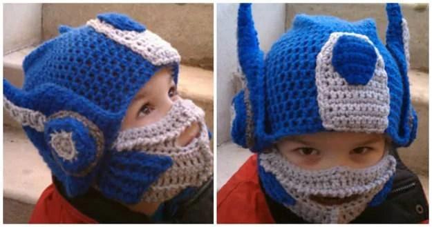cappello tansformers