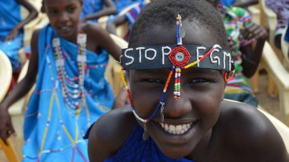 no alle mutilazioni genitali femminili