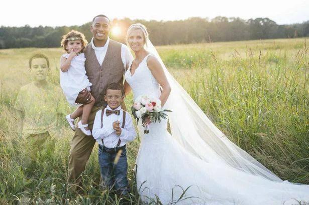 foto matrimonio con photoshop
