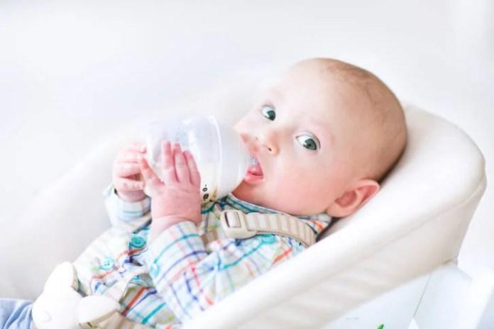 latte in polvere biberon