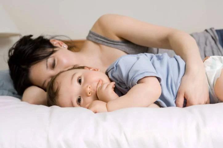 Sonno nei bambini: ecco i perché i vostri figli non dormono tutta la notte