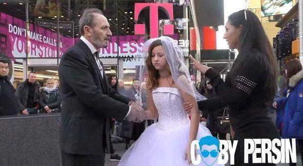 spose bambine nel mondo