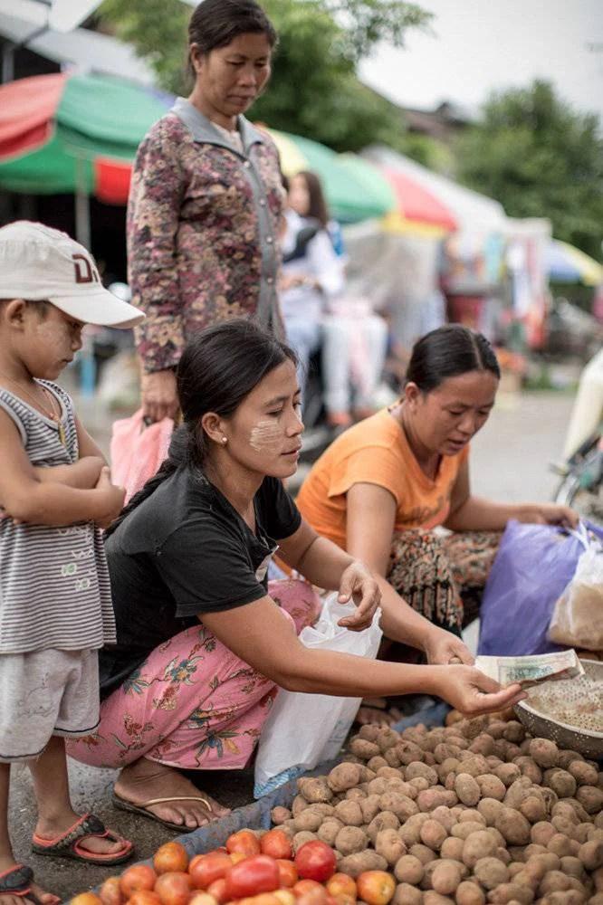 donne myanmar