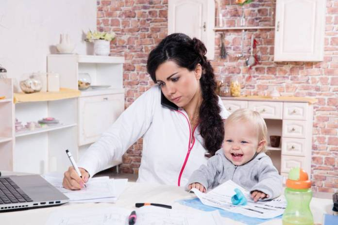 mamme lavoratrici