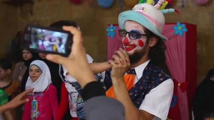 clown di Aleppo