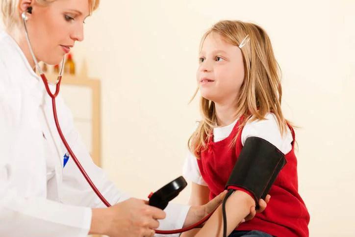 ipertensione arteriosa bambini