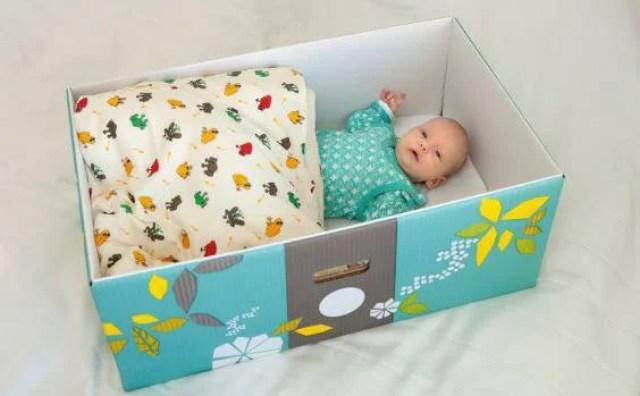 Risultati immagini per baby box