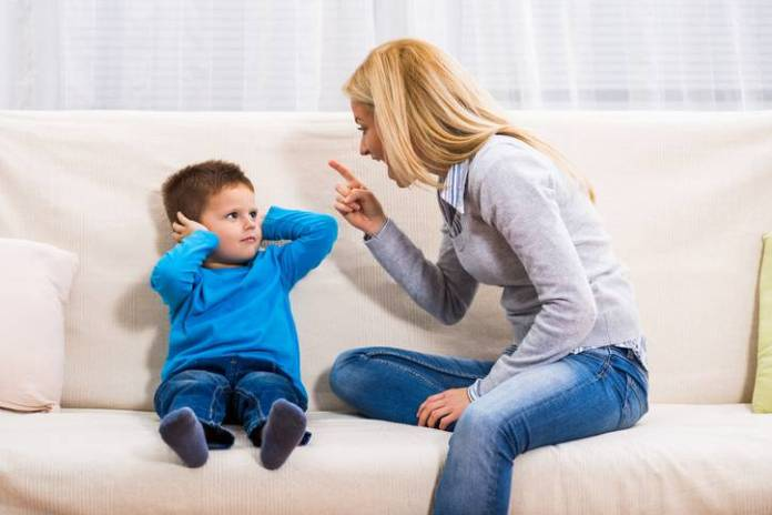 farsi ascoltare dai figli