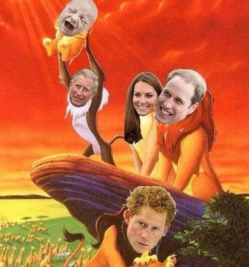 Meme royal family