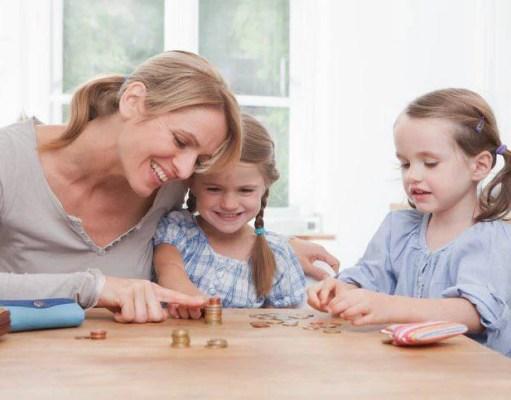 gestione denaro bambini