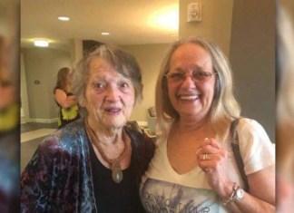 donna trova mamma dopo 70 anni