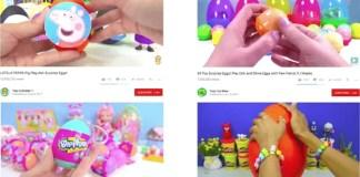 elsa gate video bambini