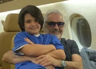 Flavio Briatore e Gramellini