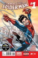 Portada de Amazing Spider-Man #1