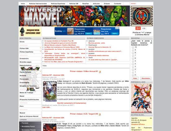 Universo Marvel 3.0