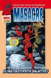 Colección Extra Superhéroes 38. Masacre 4