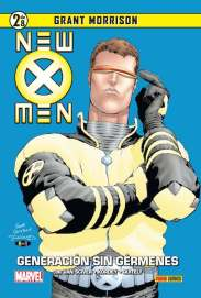Coleccionable New X-Men 2