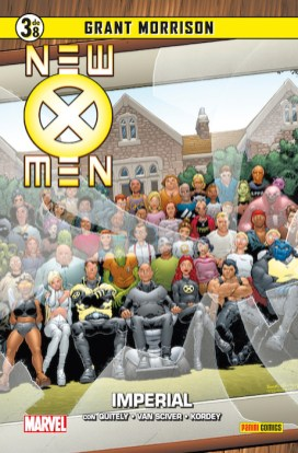 Coleccionable New X-Men 3