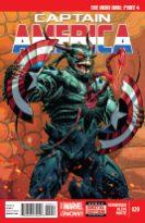 Portada Captain America #20