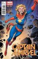 Portada alternativa de Captain Marvel #3