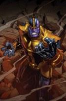 Portada de Thanos Annual #1