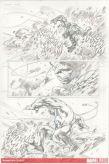 Savage Hulk 1, página 1 (lápices)