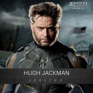 Hugh Jackman es Lobezno
