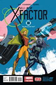 Portada All-New X-Factor #10