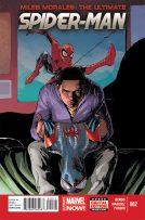 Portada Miles Morales: Ultimate Spider-Man #2