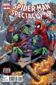Portada Spider-Man Spectacular #1