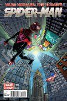 Portada alternativa Miles Morales: Ultimate Spider-Man #2