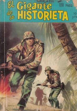 El Gigante de la Historieta nº 1 (portada)