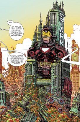 100th Anniversary Avengers 1 Previo 3