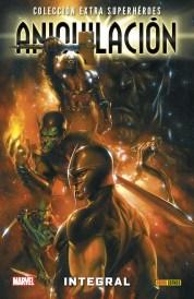 Colección Extra Superhéroes 39. Aniquilación (Panini)