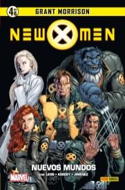 Coleccionable New X-Men 4 (Panini)