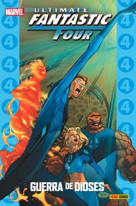 Coleccionable Ultimate 68 - Fantastic Four 6: Guerra de dioses
