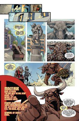 Deadpool Dracula's Gauntlet 2 - Previo 4