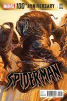 Edición Alternativa 100th ANNIVERSARY SPECIAL – SPIDER-MAN #1